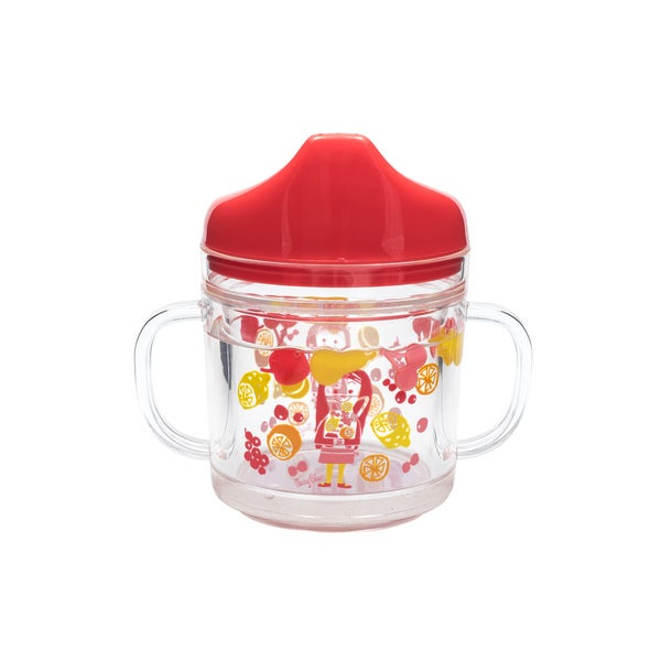 World of Mary Blair Child's Multicolored Plastic Sippy Cup 22080436