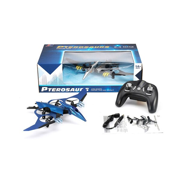 Dinasaure Blue Drone
