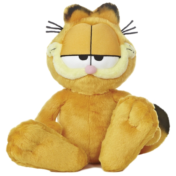 Aurora World 14 Inch Floppy Garfield Plush