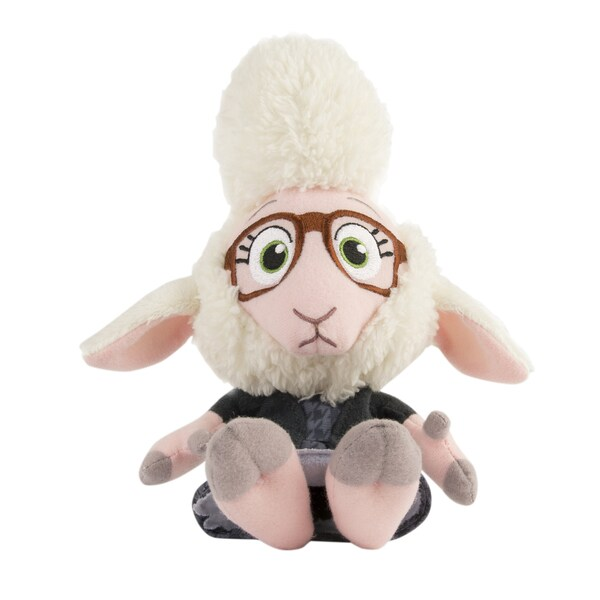 TOMY Zootopia Small Plush Assistant Mayor Bellwether