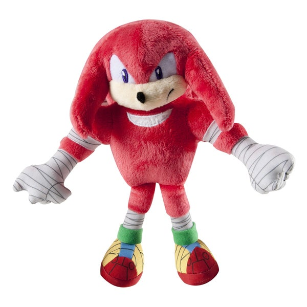 TOMY 8 Inch Plush Knuckles