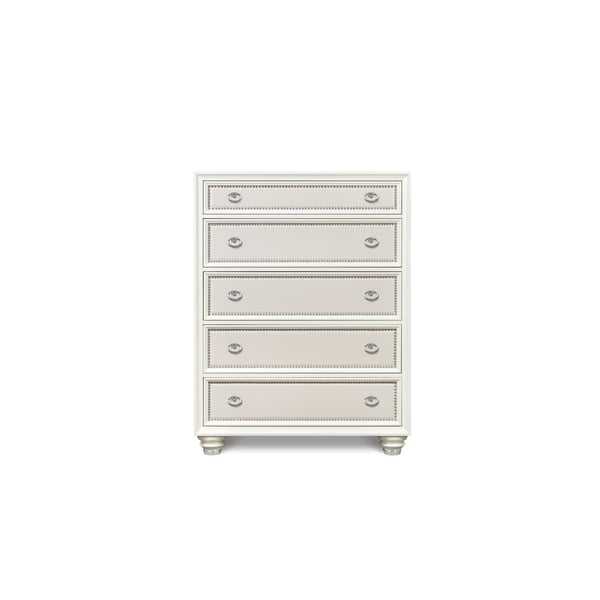 Magnussen Home Furnishings B2344 Diamond Cream Drawer Chest