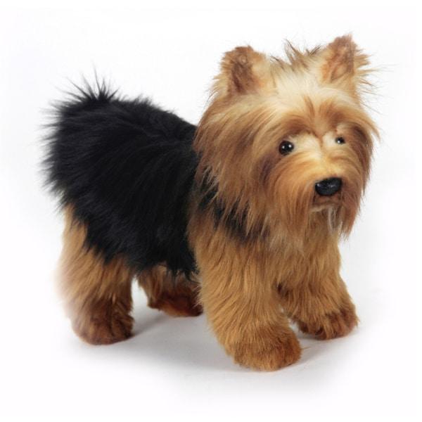 Hansa Yorkshire Terrier Plush Toy 22083711