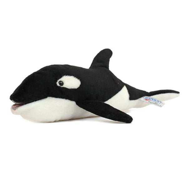 Hansa Orca Plush Toy
