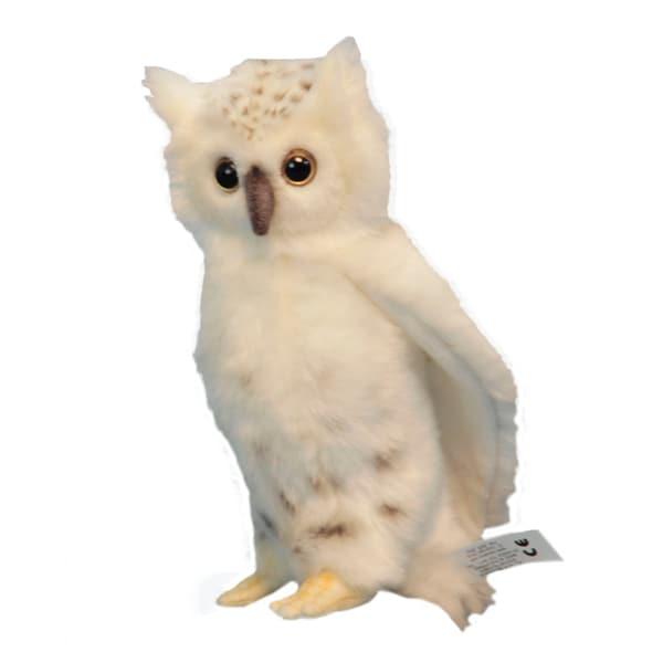 Hansa Snow Owl Plush Toy