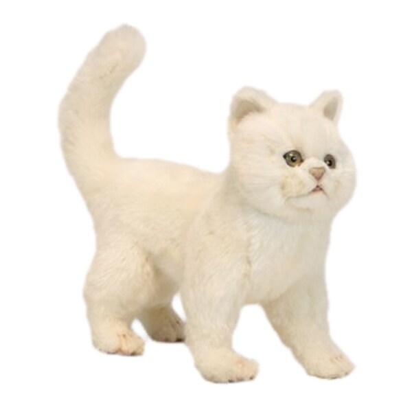 Hansa Creme Kitten Plush Toy 22083783