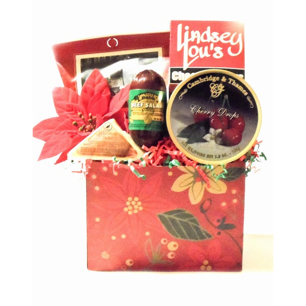 Seasons Greetings Gift Box