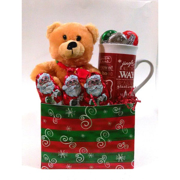 Teddy Bear Gift Box