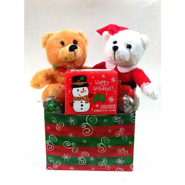 Santa Pals Truffles Gift Box