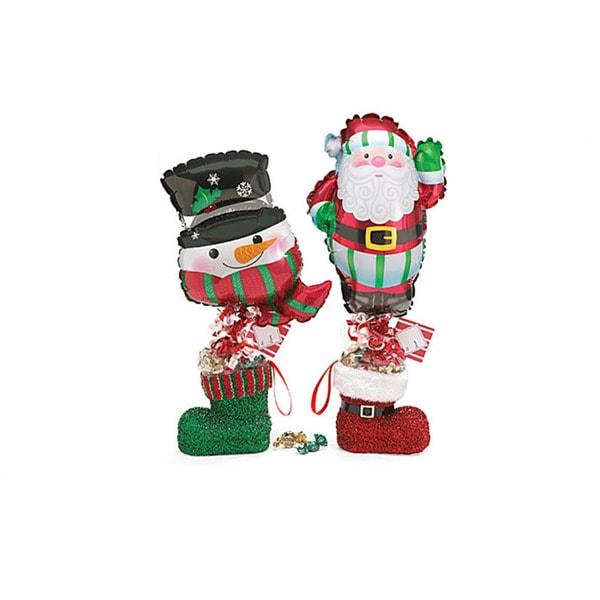 Santa Booties Gift Set