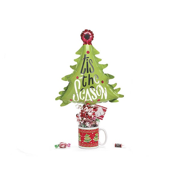 'Tis the Season' Gift Mug Candy Set