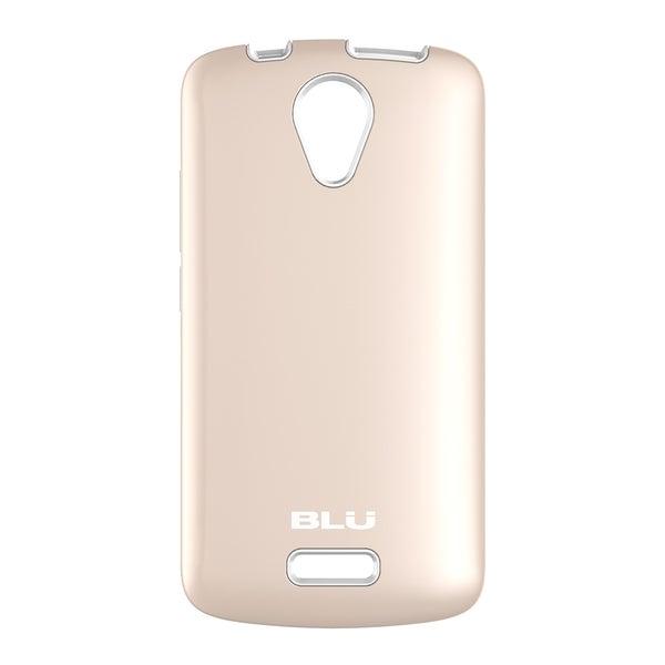 BLU Studio X8 ArmorFlex Protective Case - Gold/White