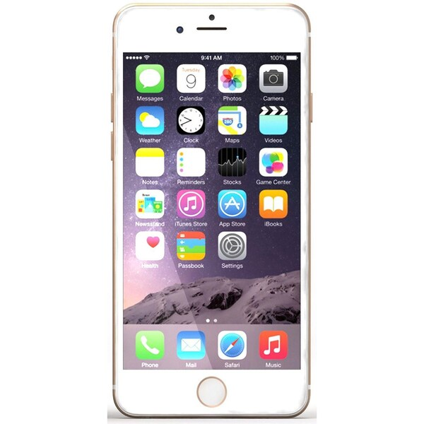 Apple iPhone 6 128GB Unlocked GSM 4G LTE Dual-Core Phone w/ 8MP Camera (Refurbished)