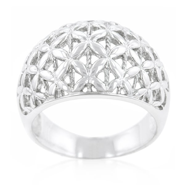Filigree Cocktail Ring