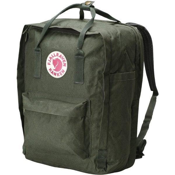 Kanken Forest Green 15-inch Laptop Backpack