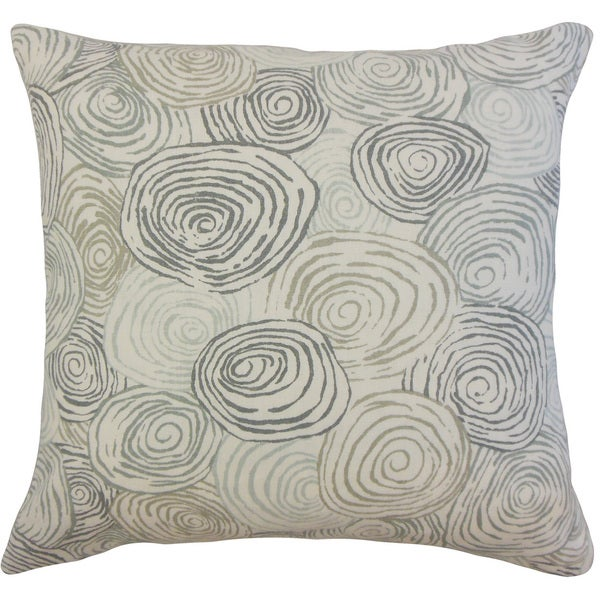Blakesley Graphic Euro Sham Mineral