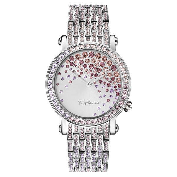 Juicy Couture La Luxe Stainless Steel Women's Japanese Quartz Watch