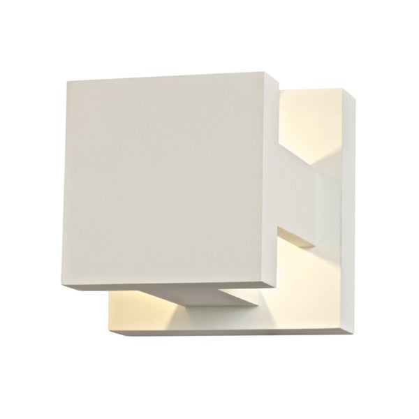 DALS 12.5-Watt LED Non-dimmable 4-way Wall Sconce
