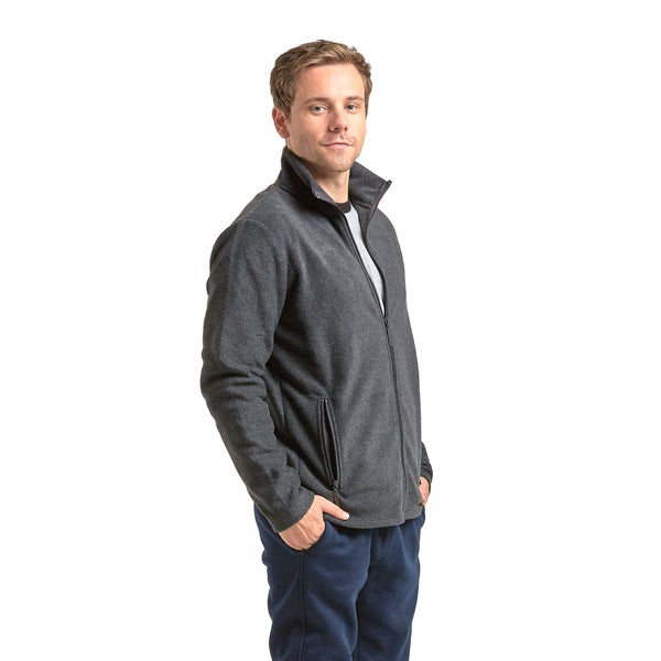 Something Strong Mens Polar Fleece Jacket