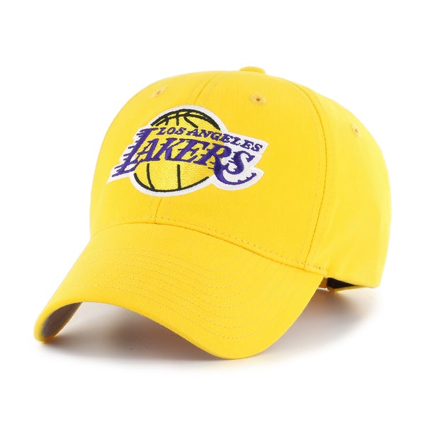 Los Angeles Lakers NBA Basic Cap