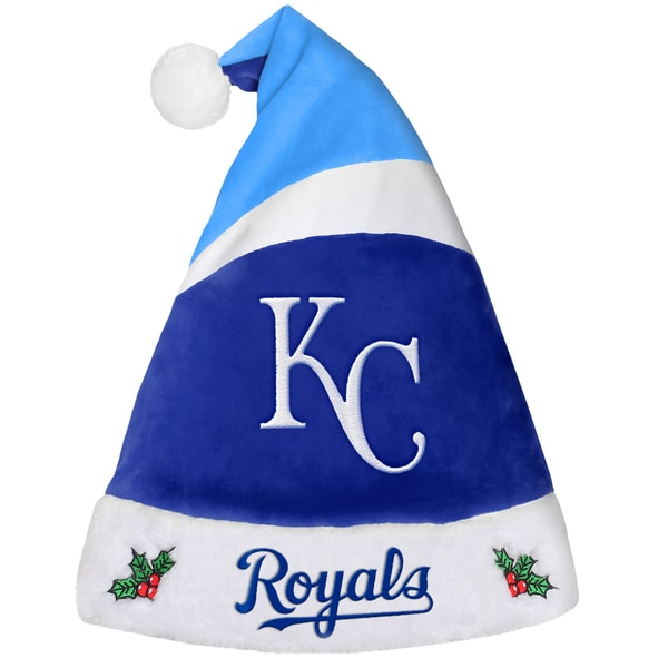 Kansas City Royals MLB 2016 Santa Hat 22117927