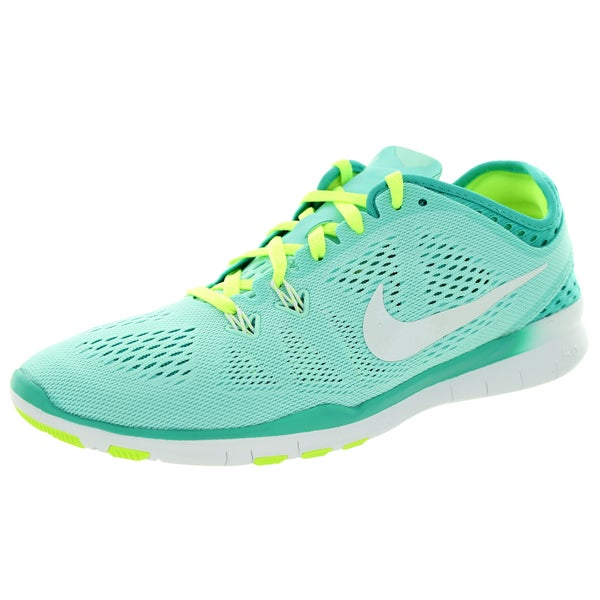 Nike Women's Free 5.0 Tr Fit 5 Brthe Artisan Teal Plastic Training Shoes