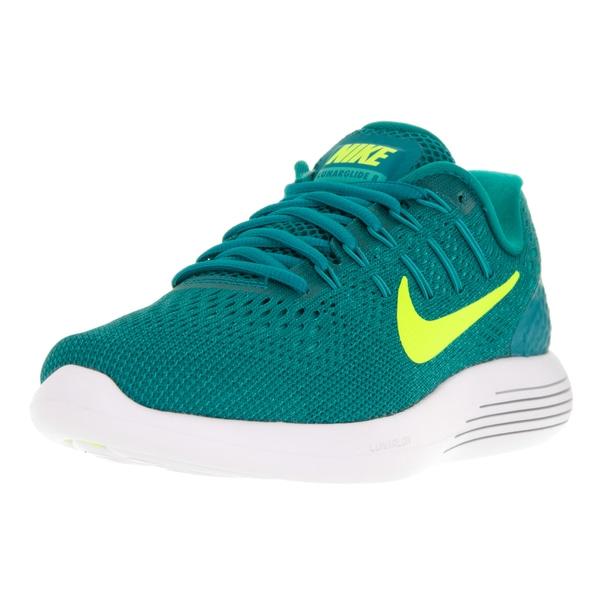 Nike Women's LunarGlide 8 Teal Running Shoes
