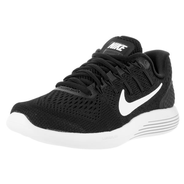 Nike Women's Lunarglide 8 Black/White Anthracite Running Shoes 22118966