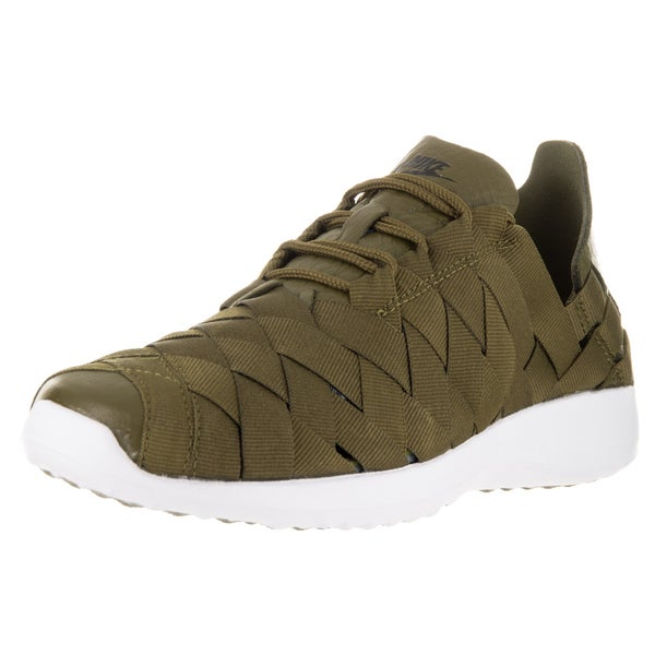 Nike Women's Juvenate Olive Green Wool Woven Casual Shoe