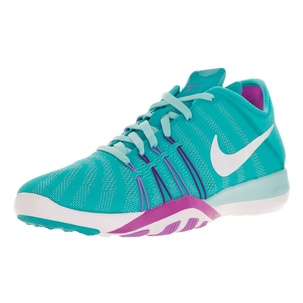 Nike Women's Free Turquoise Training Shoe