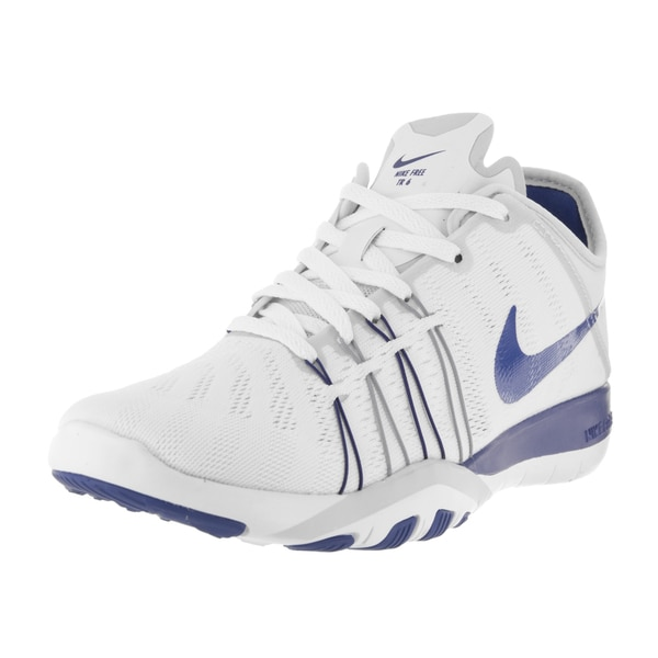 Nike Women's Free Tr 6 White Plastic Cross-training Shoe