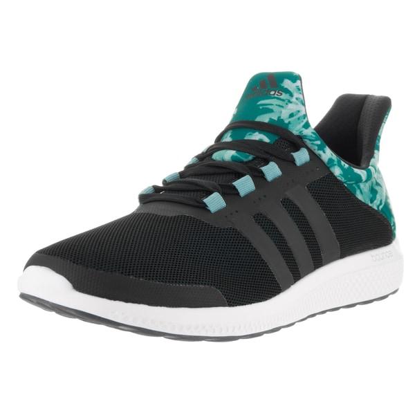 Adidas Women's CC Sonic Black Textile Running Shoe 22120349