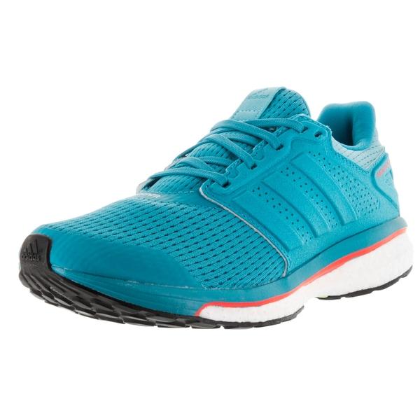 Adidas Women's Supernova Glide Craft Blue Running Shoe