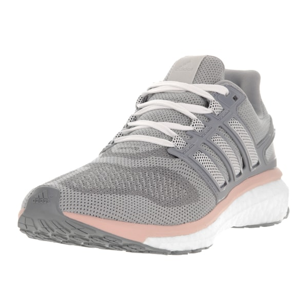 Adidas Women's Energy Boost 3 M Grey Plastic Running Shoes 22120474