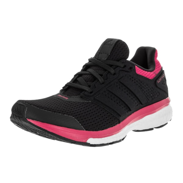 Adidas Women's Supernova Glide 8 W Core Core Black Running Shoes