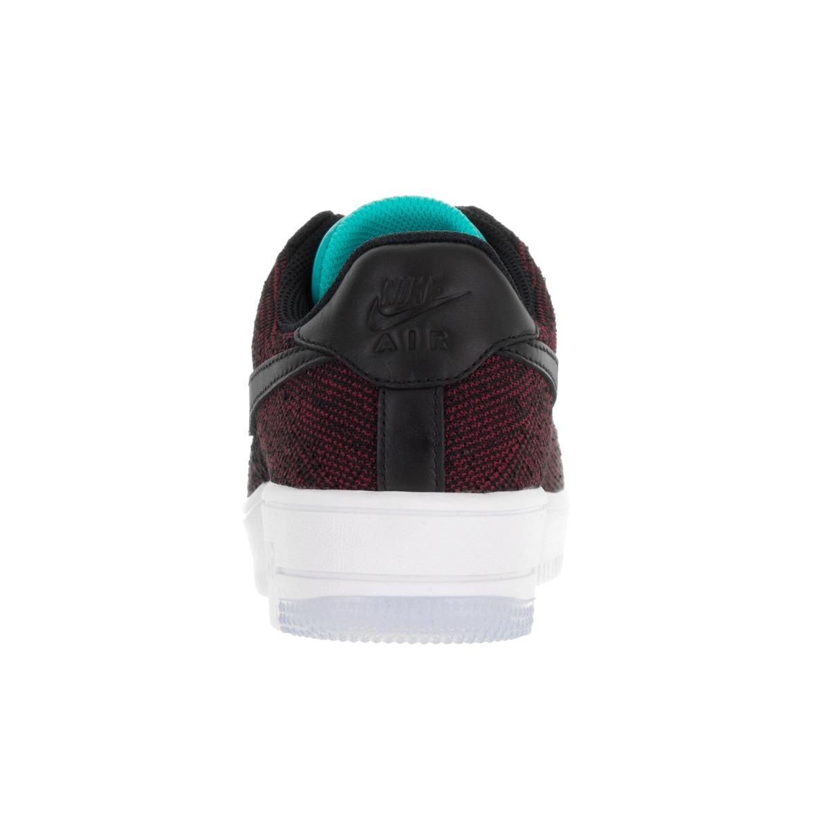 buy online b0d60 7d1b5 Nike Women's AF1 Flyknit Multicolored Fabric Casual Shoe