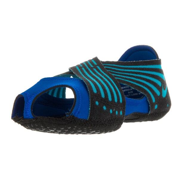 Nike Women's Studio Wrap 4 Racer Blue/Blue Glow Black Dance Shoes