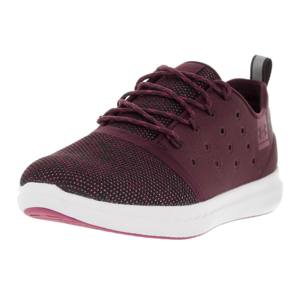 Under Armour Women's UA W Charged 24/7 Low Sys/Wht/Sys Casual Shoe 22121242