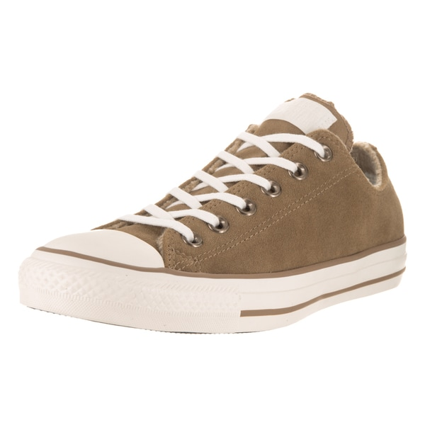 Converse Women Chuck Taylor All Star Suede+Shea Sand Dune/Black Casual Shoe