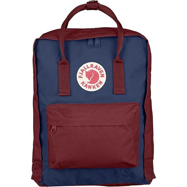 Kanken Royal Blue/Ox Red Daypack Backpack