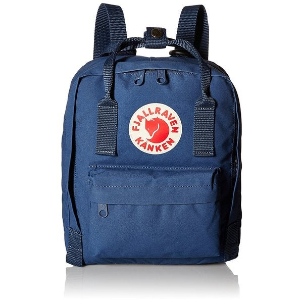 Kanken Royal Blue Mini Daypack Backpack