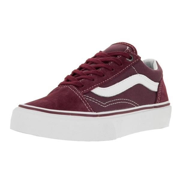 Vans Kids Old Skool Port Royale/Port Skate Shoe