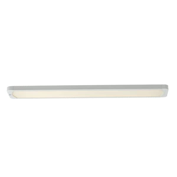 DALS White Aluminum LED Panel Linear Ceiling Lighting