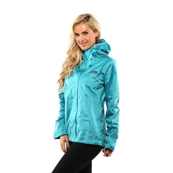 Patagonia Women's Epic Blue Torrentshell Jacket