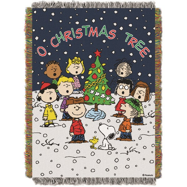ENT 051 Peanuts Charlie Brown Xmas