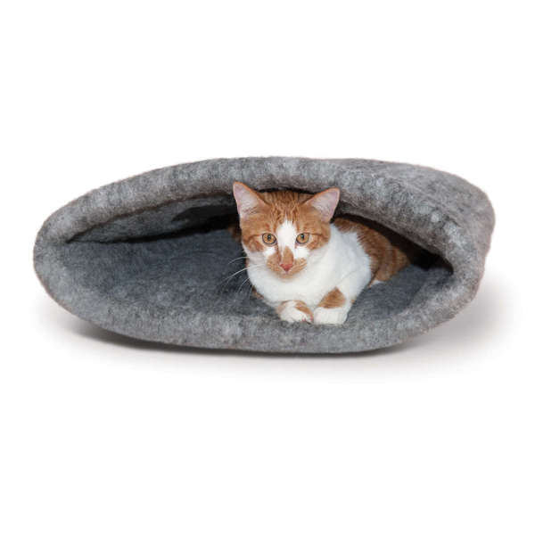 K&H Amazin' Kitty Sack Bed