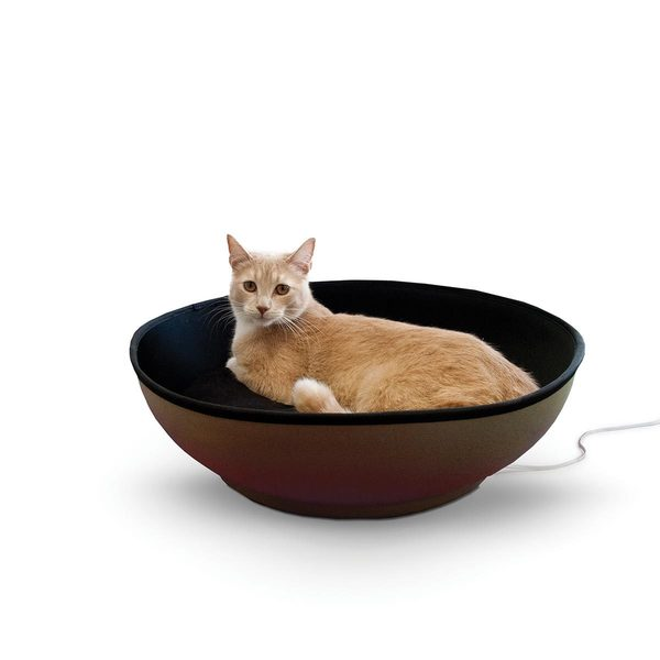 K&H Pet Products Thermo-Mod Half-Pod Pet Bed