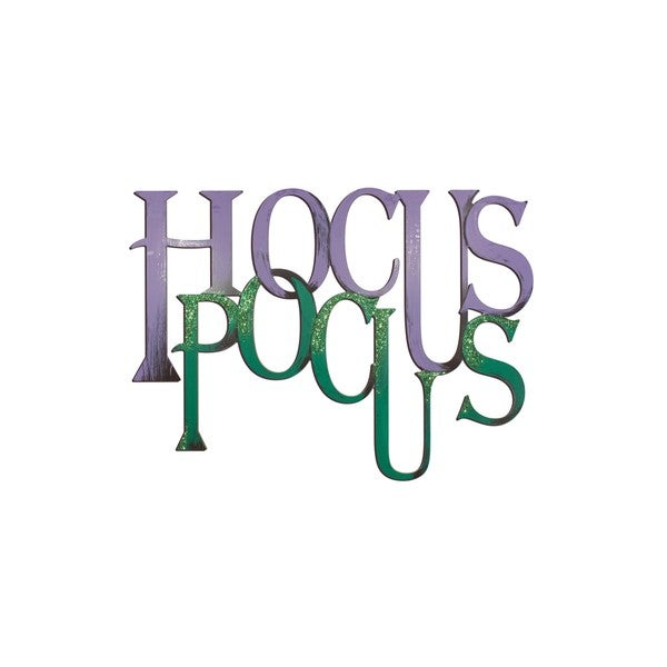 Letter2Word Hocus Pocus, Seasonal Decor