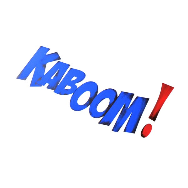 Letter2Word Kaboom! Kids Decor