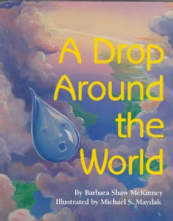 A Drop Around the World (Paperback)